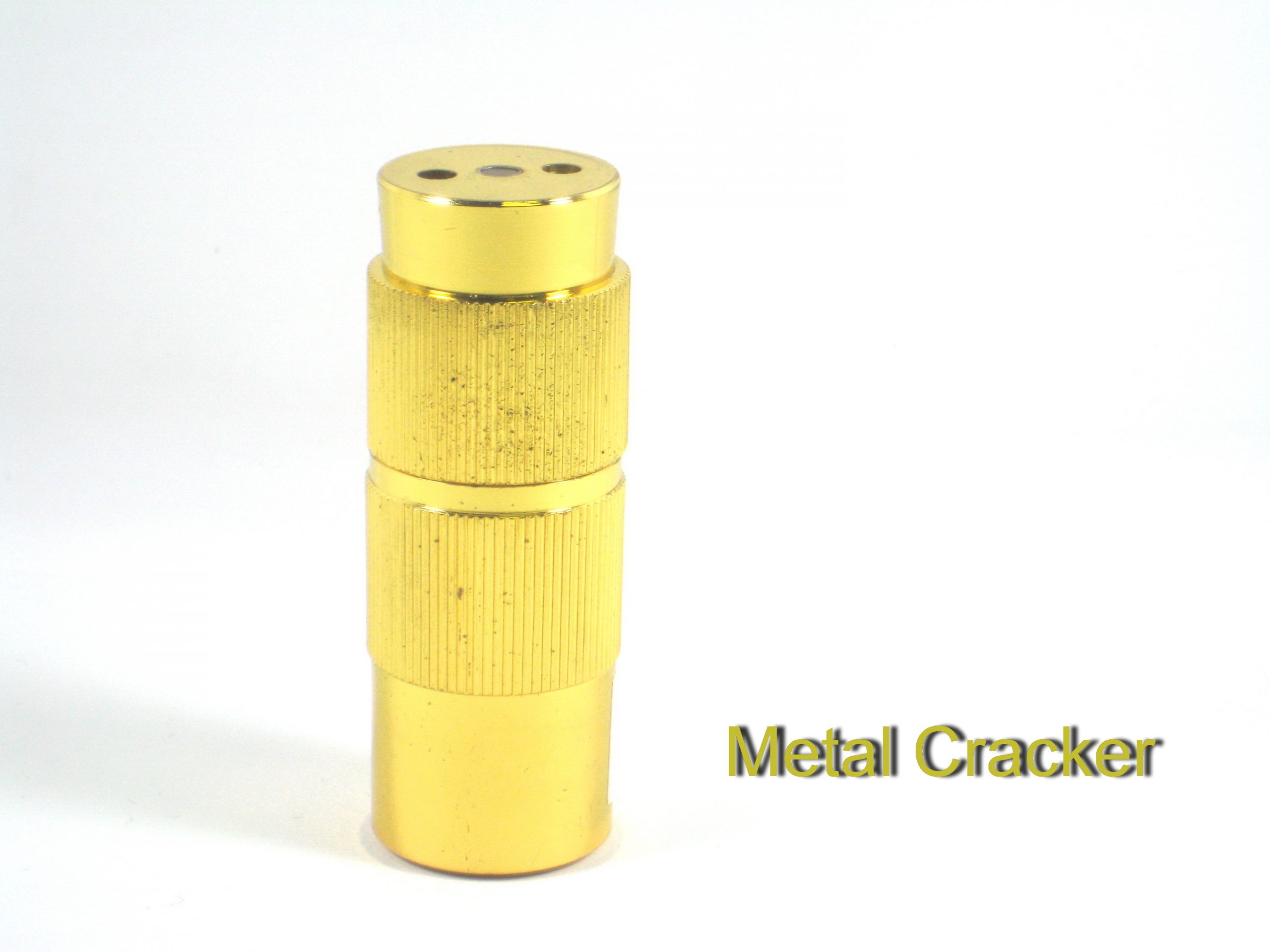 Metal Cracker Dispenser + Punch Ball Balloon