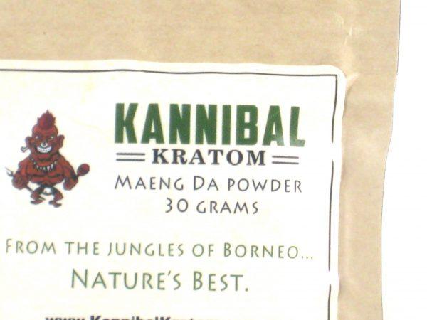Kannibal Maeng da Kratom- 70 capsules