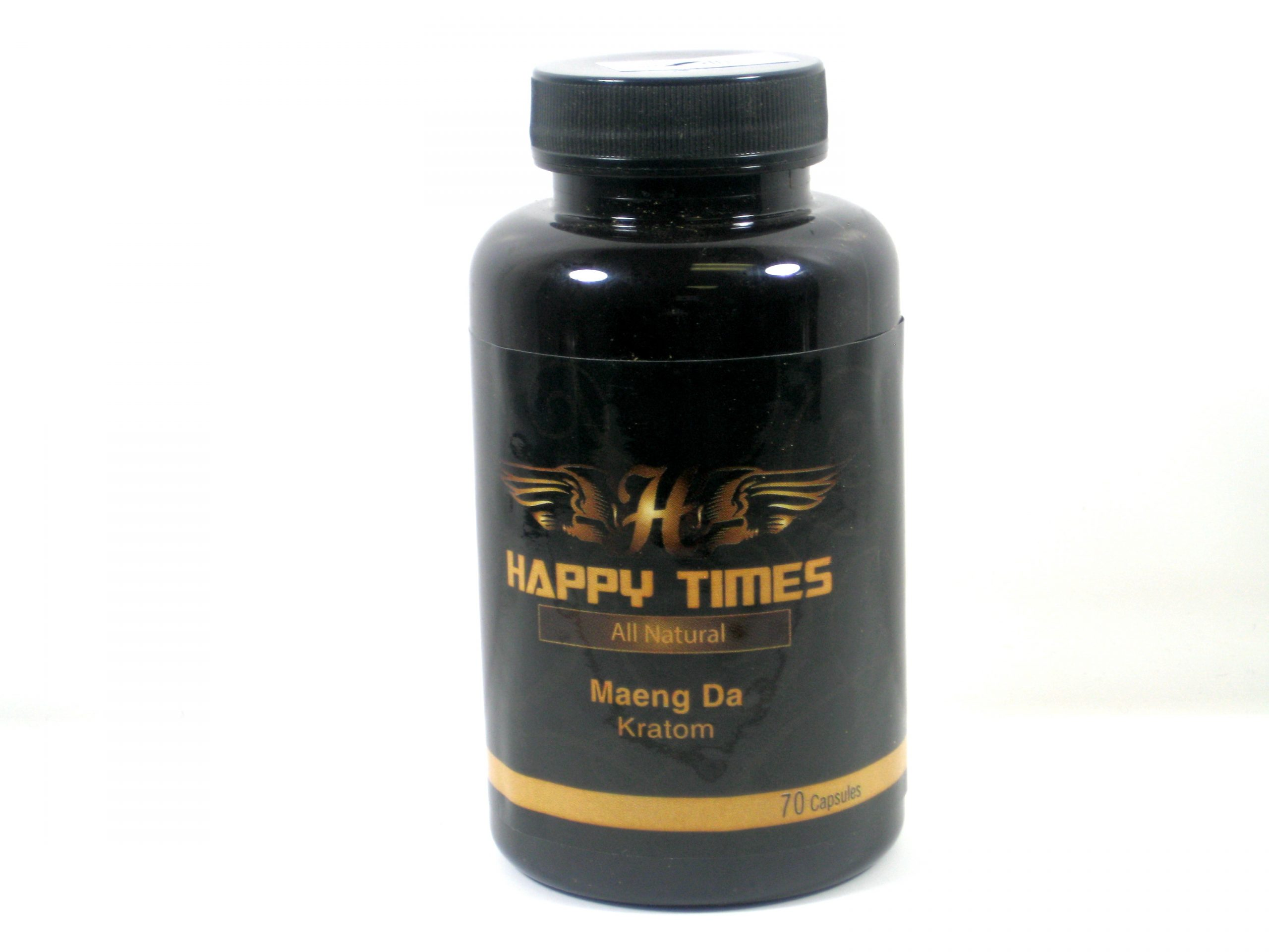 Happy Time Kratom Maeng Da- 70caps