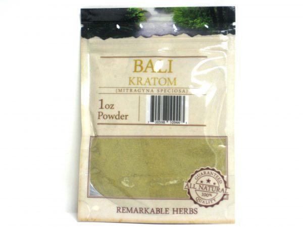 Kratom Bali Powder- 1oz