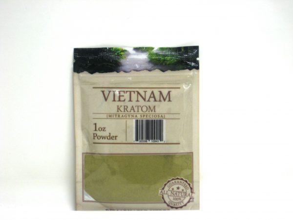 Kratom Vietnam Powder- 1oz