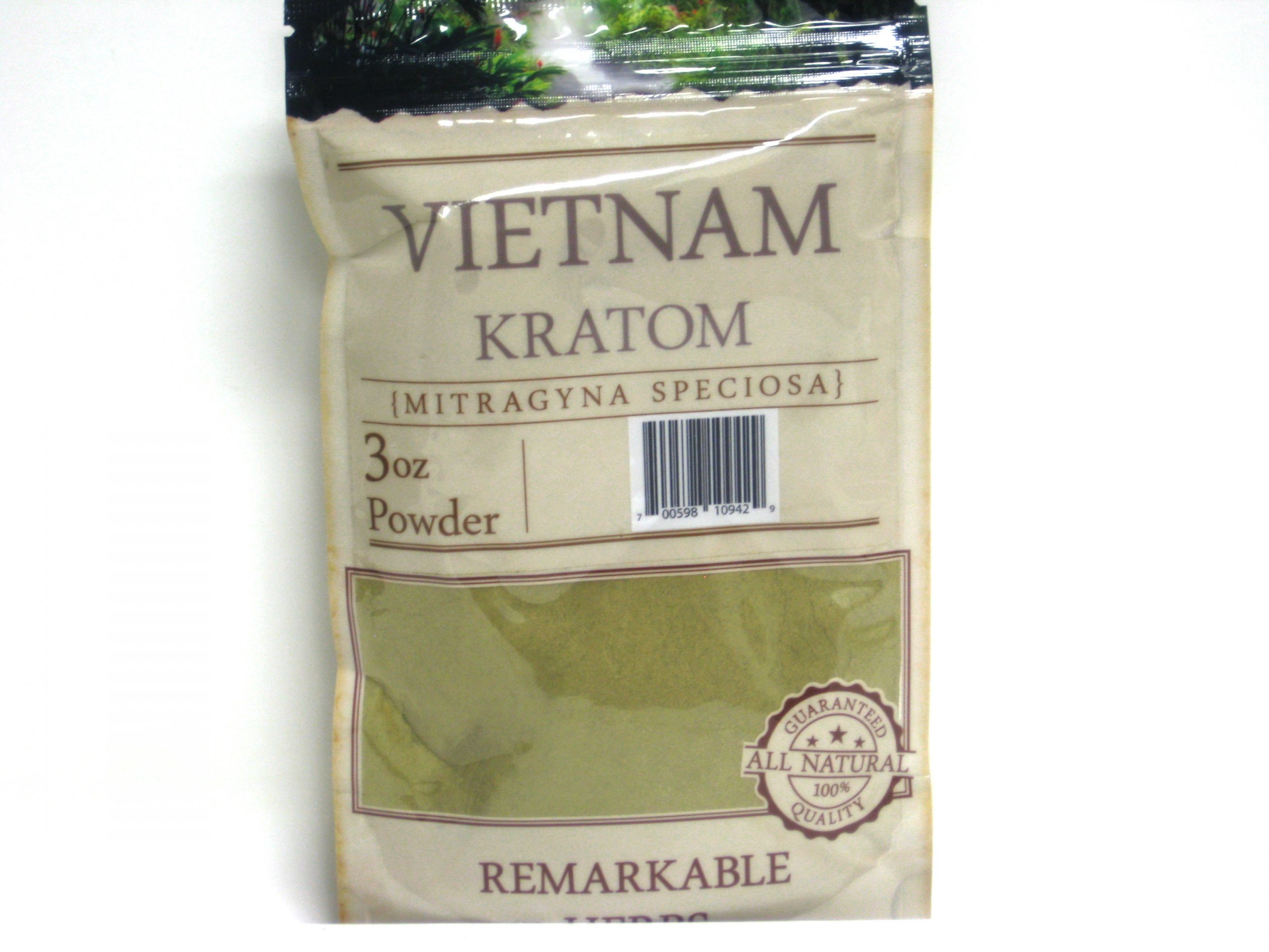 Kratom Vietnam Powder- 3oz