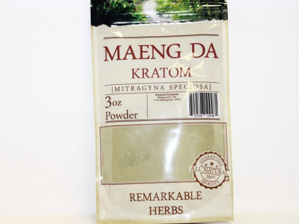 Kratom maeng Da Powder Authentic-3oz