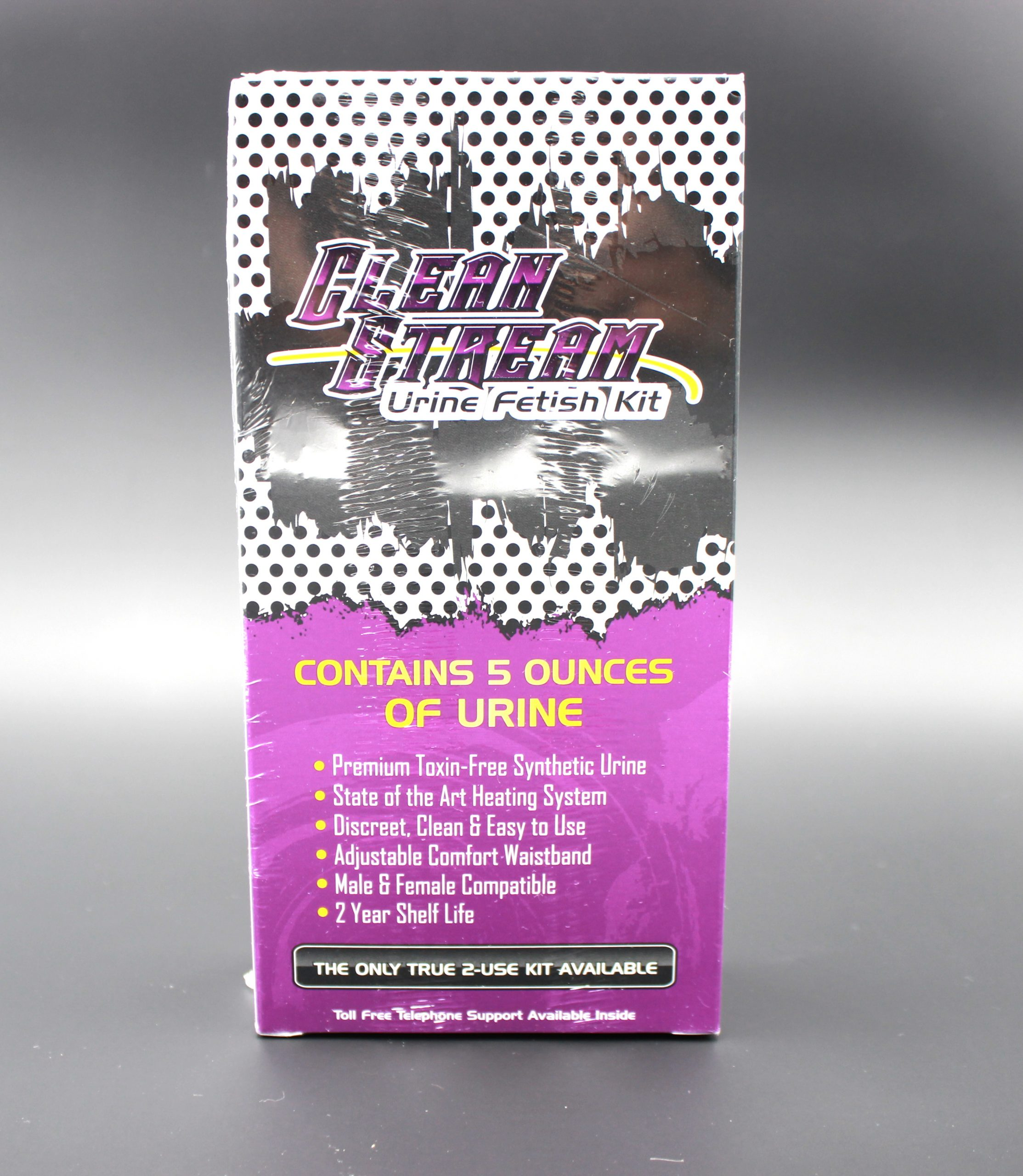 CLEAN STREAM Urine Fetish Kit 5oz