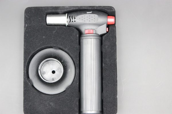 """Scorch Torch Lighter 7"""" Tall Culinary Torch"""