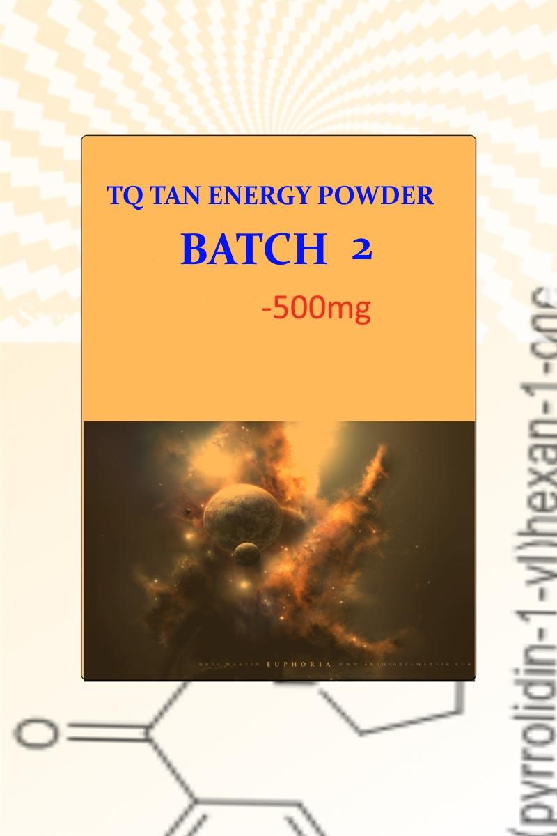 TQ Energy Powder (BATCH 2)- 500mg