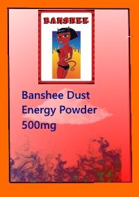 Banshee Dust energy Powder