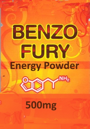 BENZO Fury Energy powder-500mg