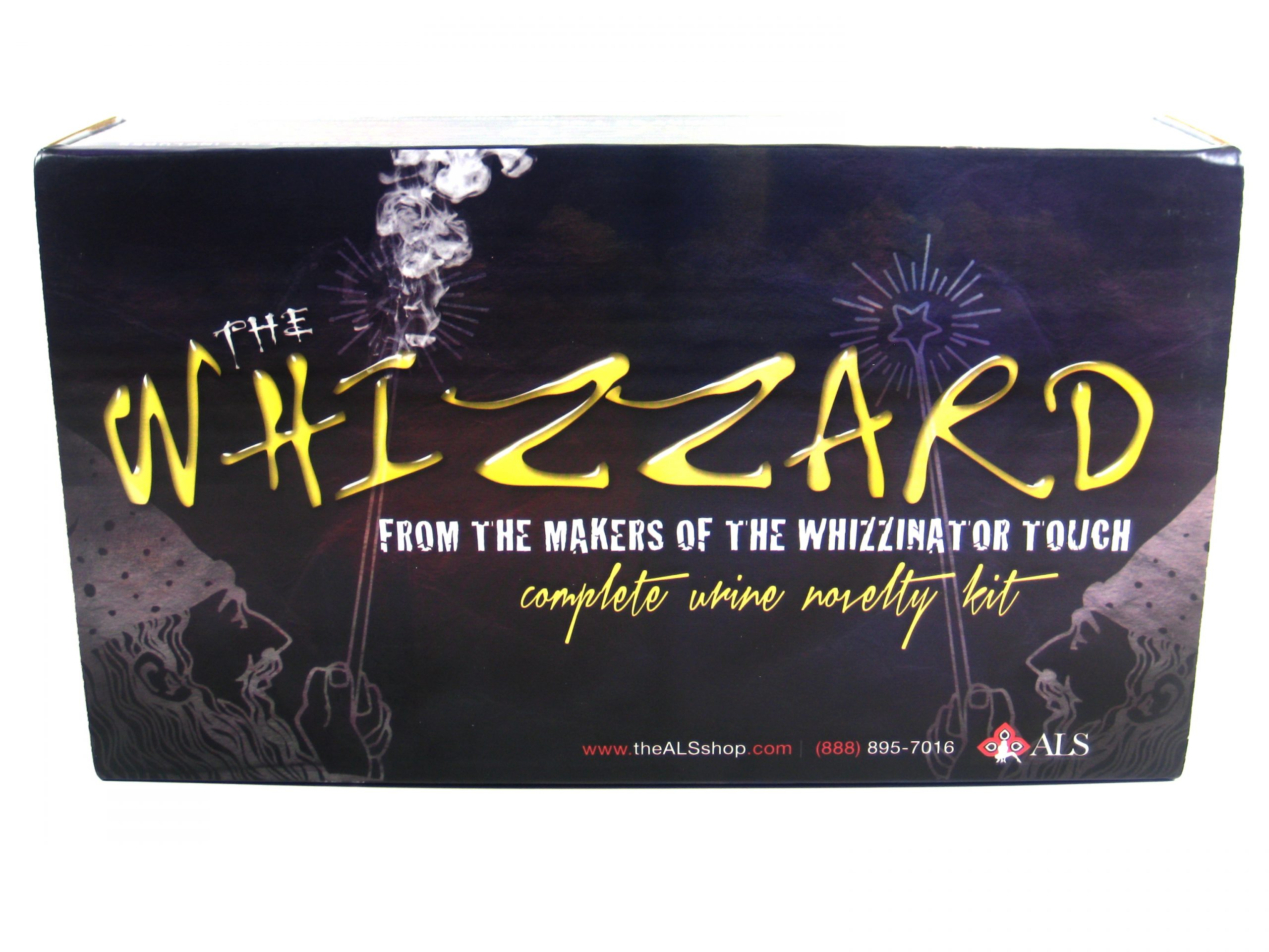 The Whizzard Synthetic Urine Kit