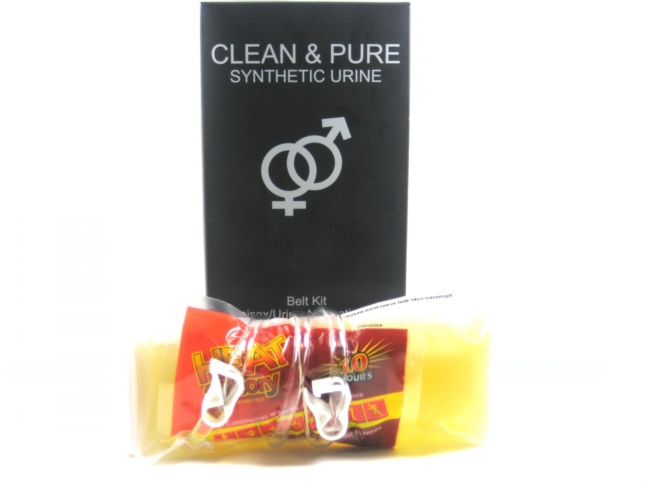 Quick & Clean Synthetic Urine Kit