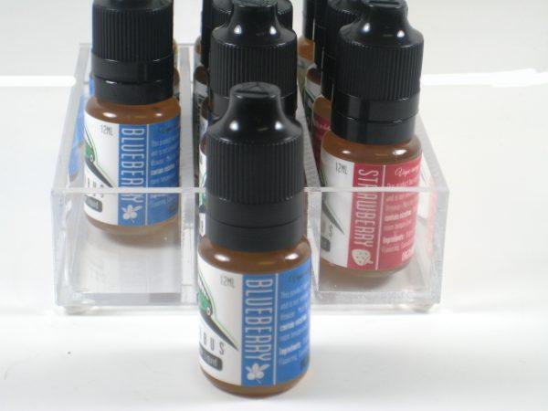 Organabus 60mg CBD Vape E-liquid