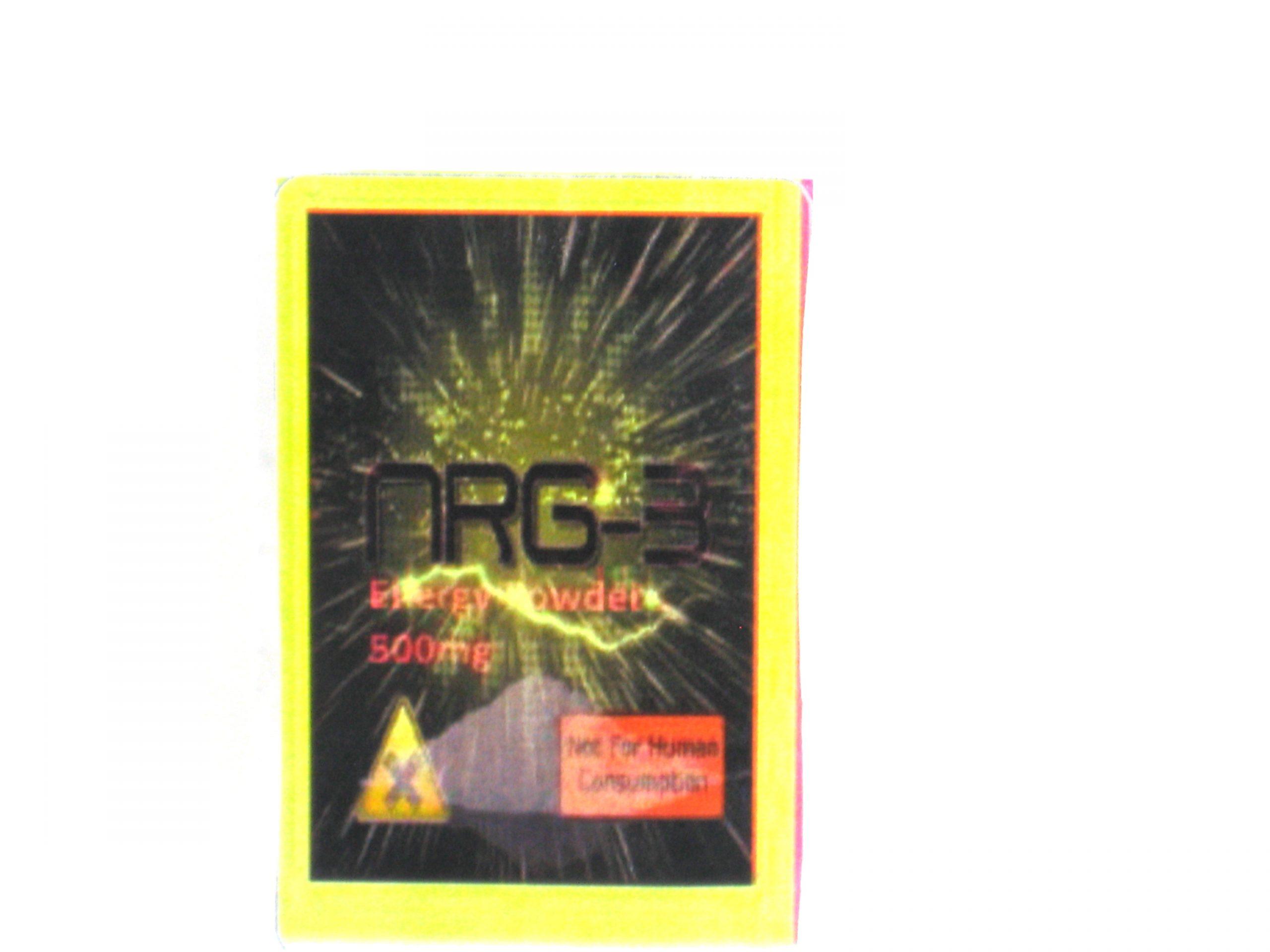NRG-3 Enegy powder-500mg