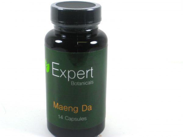 Expert Botanicals Maeng Da Kratom- 14 capsules