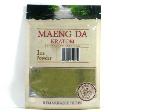 Kratom maeng Da Powder Authentic-1oz