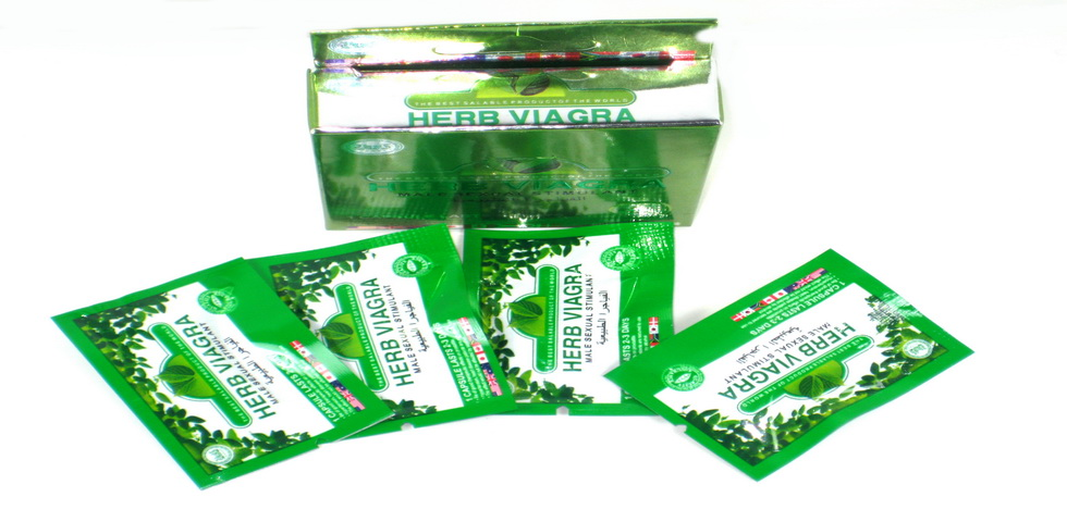 Herb Viagra Male Sexual Stimulant- 4pills