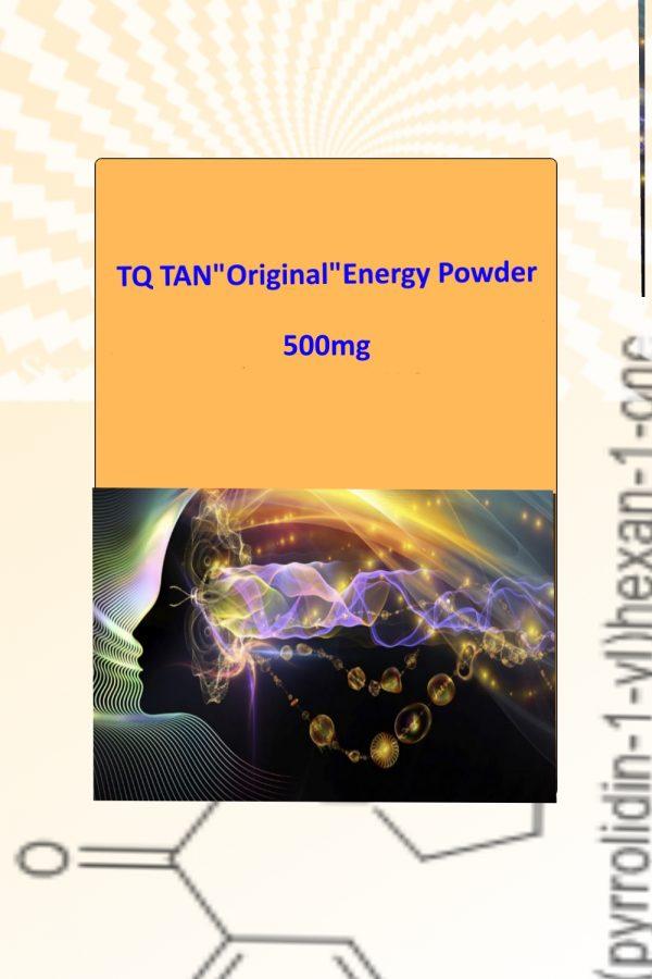 """TQ Tan """"original"""" Energy powder-500mg"""